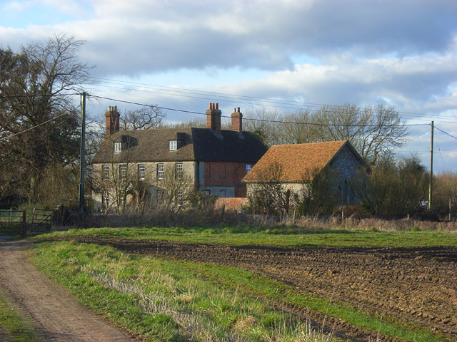 Manor Farm, Brimpton