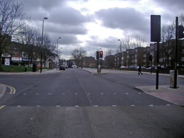 Church Road Harlesden