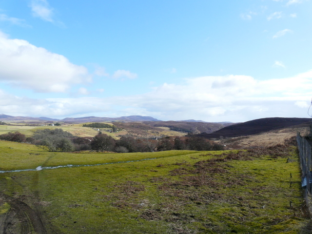 Farmland at Ardichoncherr
