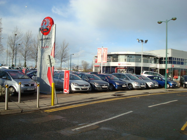 Car Dealer, Lakeside Thurrock