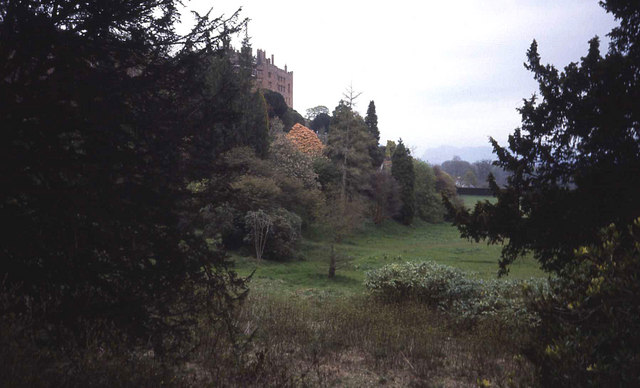 Powis Castle garden - 2