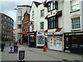 ST5972 : Shops, Victoria Street, Bristol by Stacey Harris