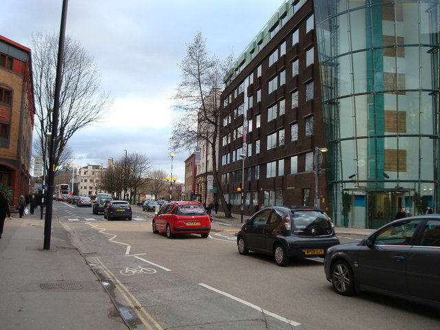 Victoria Street, Bristol