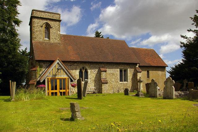 Church of St Mary the Virgin, Tatsfield