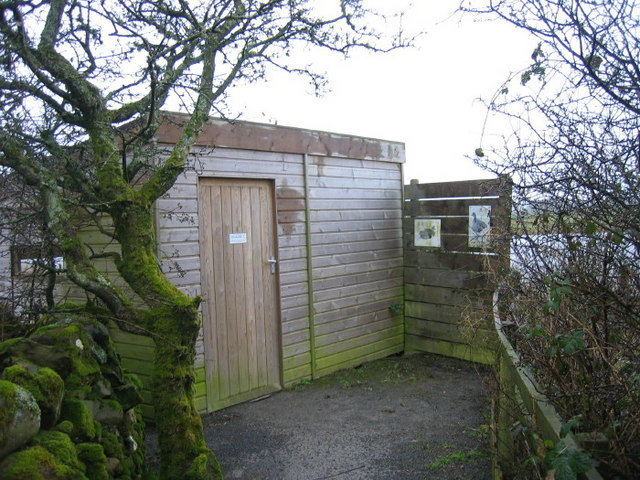 Bird Hide, Threave Castle (Kelton Mains)