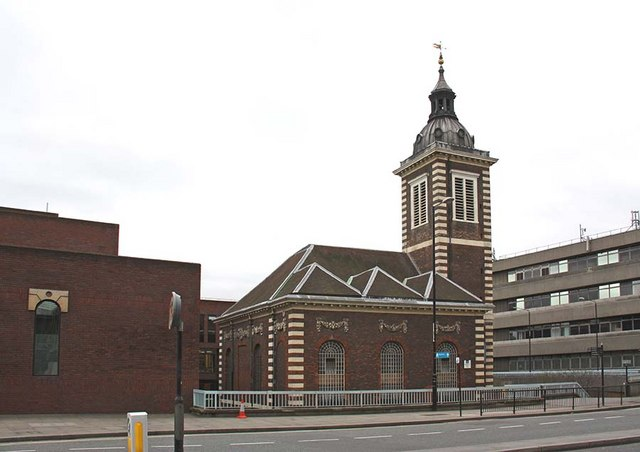 St Benet Paul's Wharf, Queen Victoria Street, London EC4