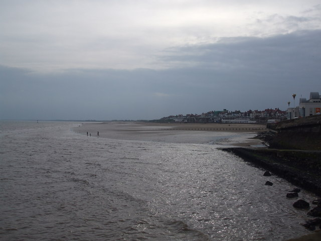Hilderthorpe Beach and South sands