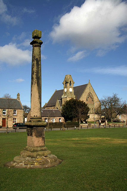 Swinton Village Cross