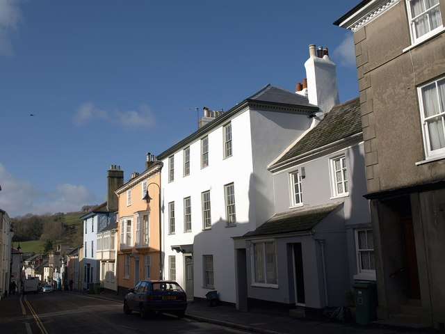 East Street, Ashburton