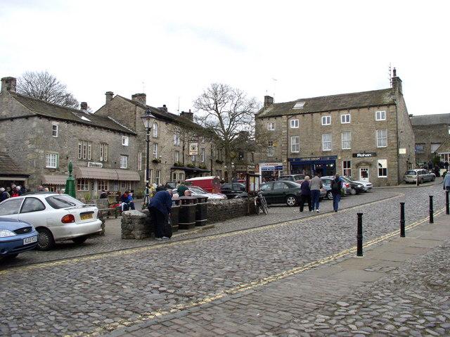 The Square  Grassington
