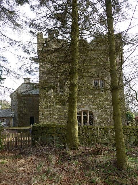 The Vicar's Pele, Alnham