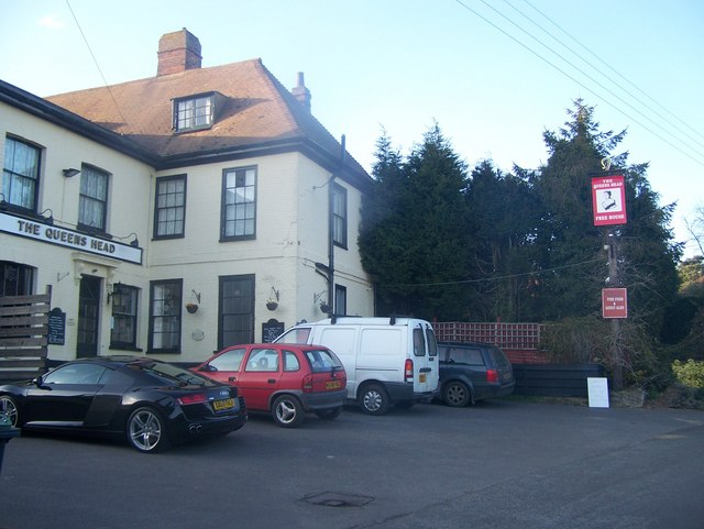 The Queen's Head Public House, Mereworth