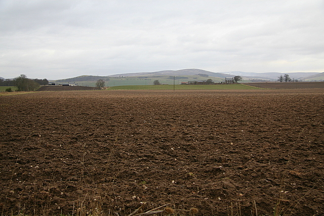Field, Miltonbank farm