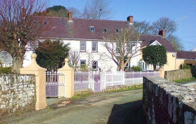 Haroldston Farmhouse, Clay Lane