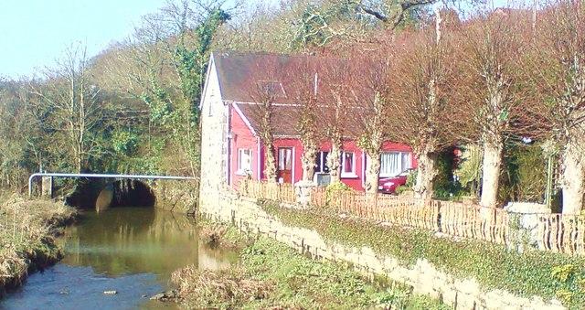 Merlin's Brook