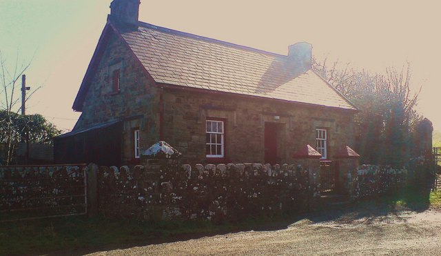Haroldston Cottage. Grade 2 Listed.
