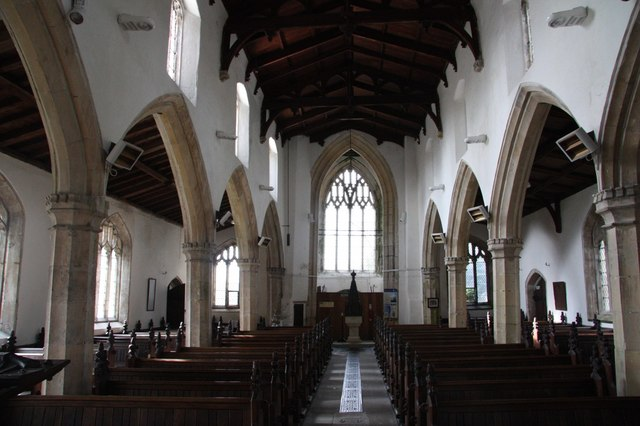 St.Mary's nave