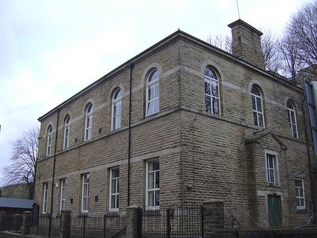 Chapel, Rochdale Road, Shade