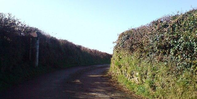 Lane to Derby