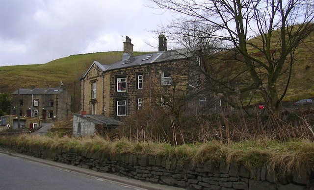 Cottages Knowlwood Road