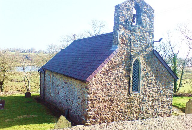 St Issells Church, Haroldston