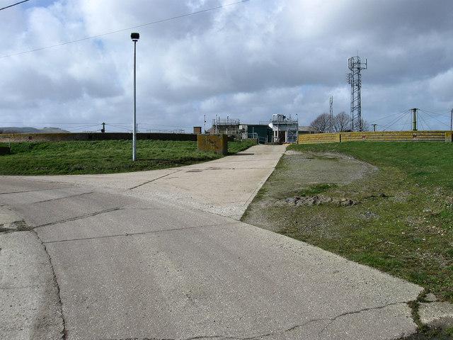 Steyning Sewage Works