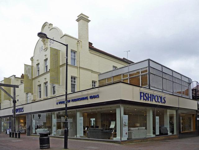 Fishpools, Waltham Cross, Hertfordshire