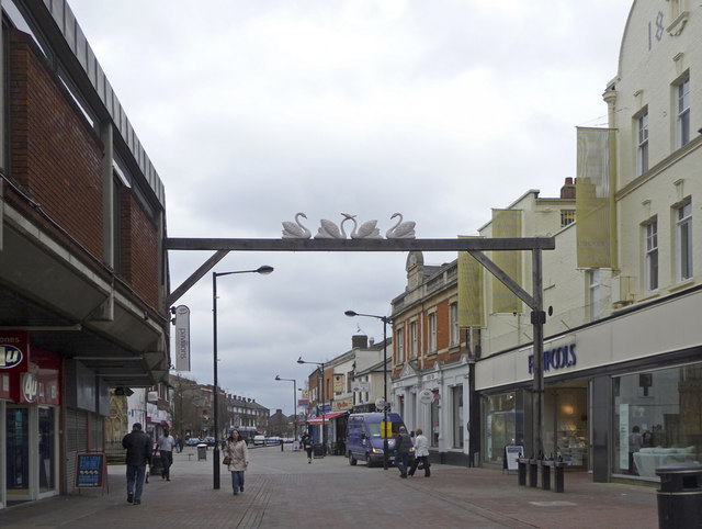 Waltham Cross, Hertfordshire