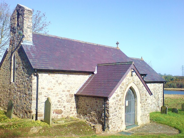 St Issell's Church, Haroldston