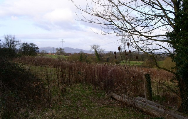 Malvern view from MEB hut