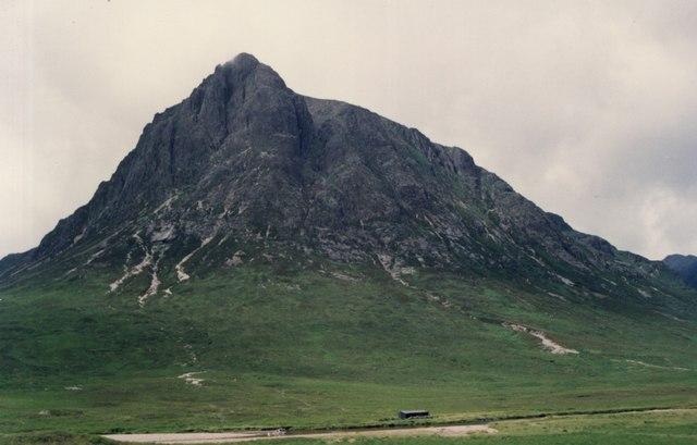 Buachaille Etive Mor from near Glen Etive