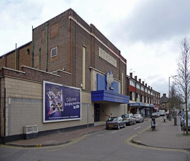 Gala Bingo, Waltham Cross, Hertfordshire