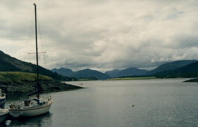 Loch Leven - looking west