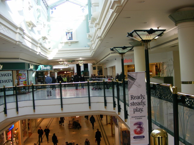 The Glades Shopping Centre