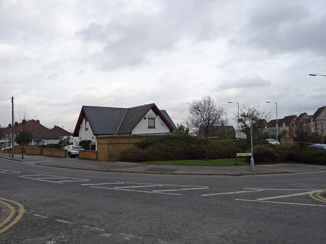 Abbey Road, Waltham Cross, Hertfordshire