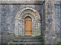 H3803 : Romanesque doorway, Kilmore, Co. Cavan by Kieran Campbell