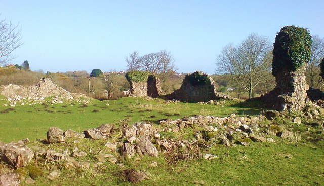 Haroldston. From the south west