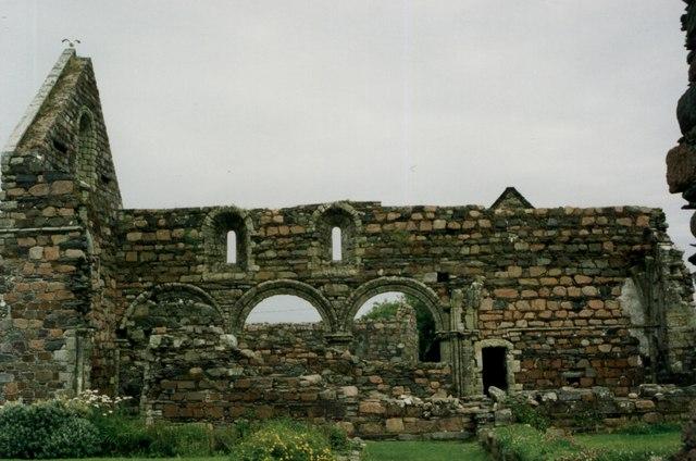 Augustinian Nunnery on the island of Iona