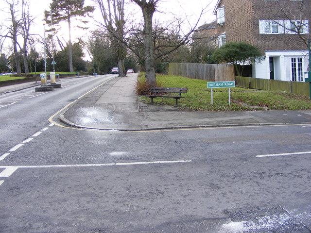 Durham Road Junction
