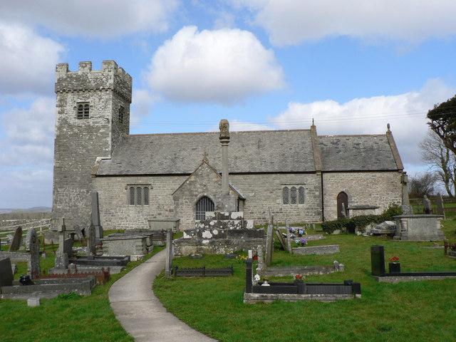 Church of St Mary, St Mary Hill.