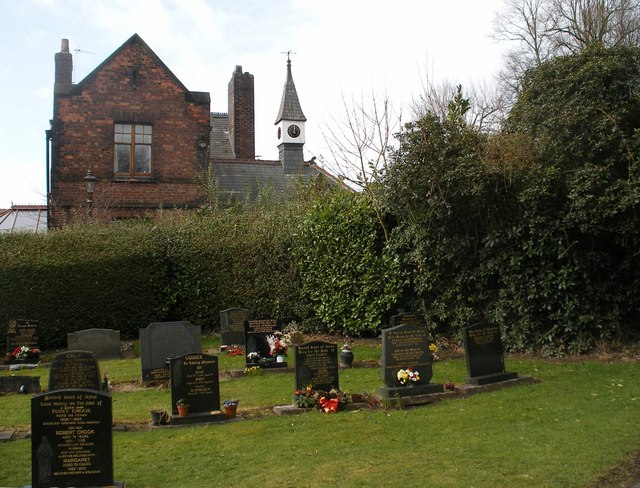 Tyldesley Cemetery Lodge