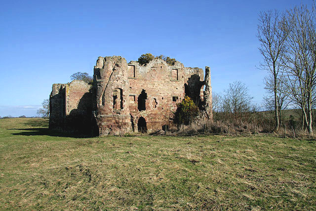 Twizel Castle