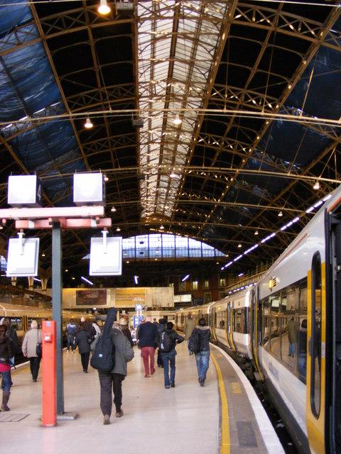 Victoria Platform