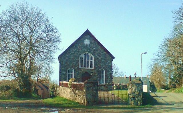 Lebanon. Camrose Baptist Chapel