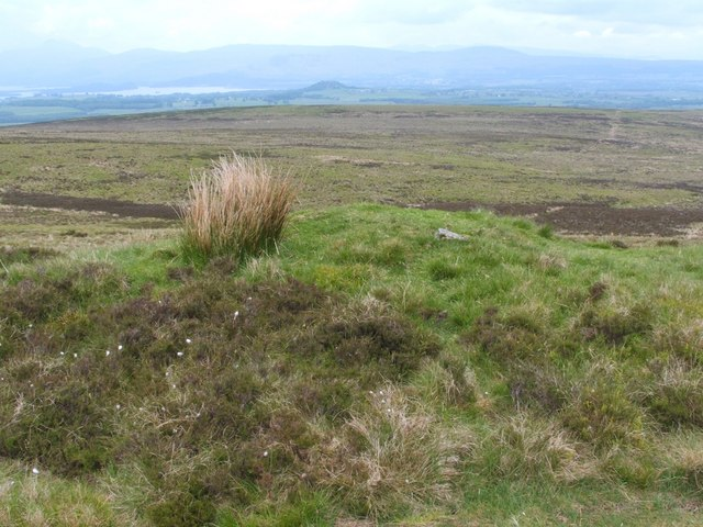 Possible cairn on the Hill of Standing Stones
