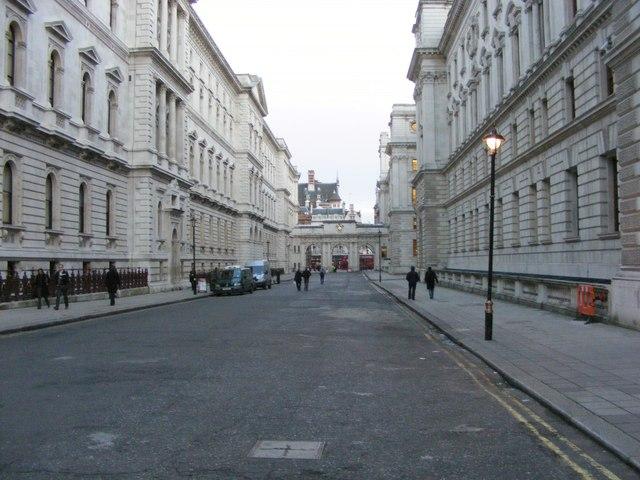 King Charles Street