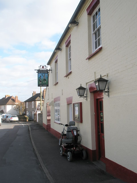 The Cricketers in Commonside