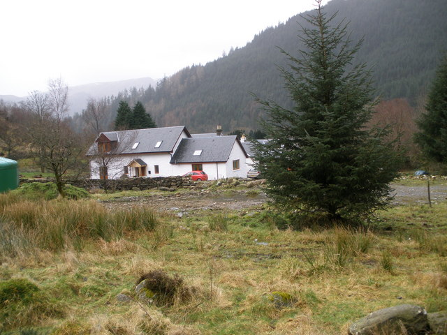 Inverchapel Farm