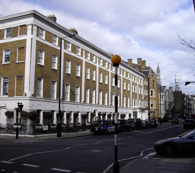 Durrants Hotel George Street