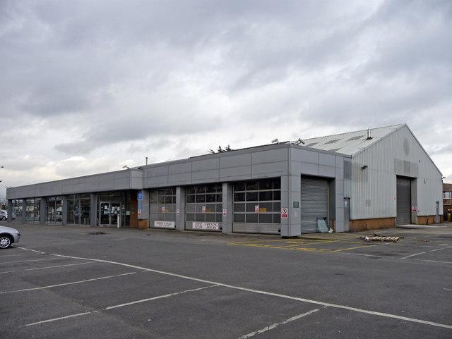 Former PNG Vauxhall Dealer Building, Waltham Cross, Hertfordshire